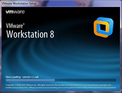 installation WMware Workstation 8 VMware – OS X 10.8 Mountain Lion sur PC Windows