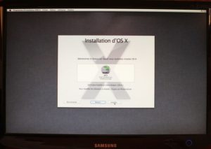 installation hackintosh