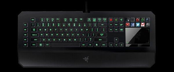 razer DeathStalker Le clavier le plus intelligent au monde ?