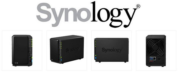 synsology ds213+