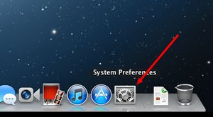 system preferences VMware – OS X 10.8 Mountain Lion sur PC Windows