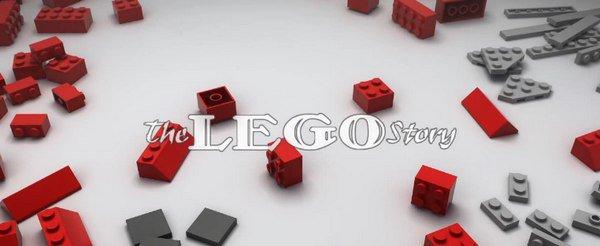 the lego story Les 80 ans de LEGO