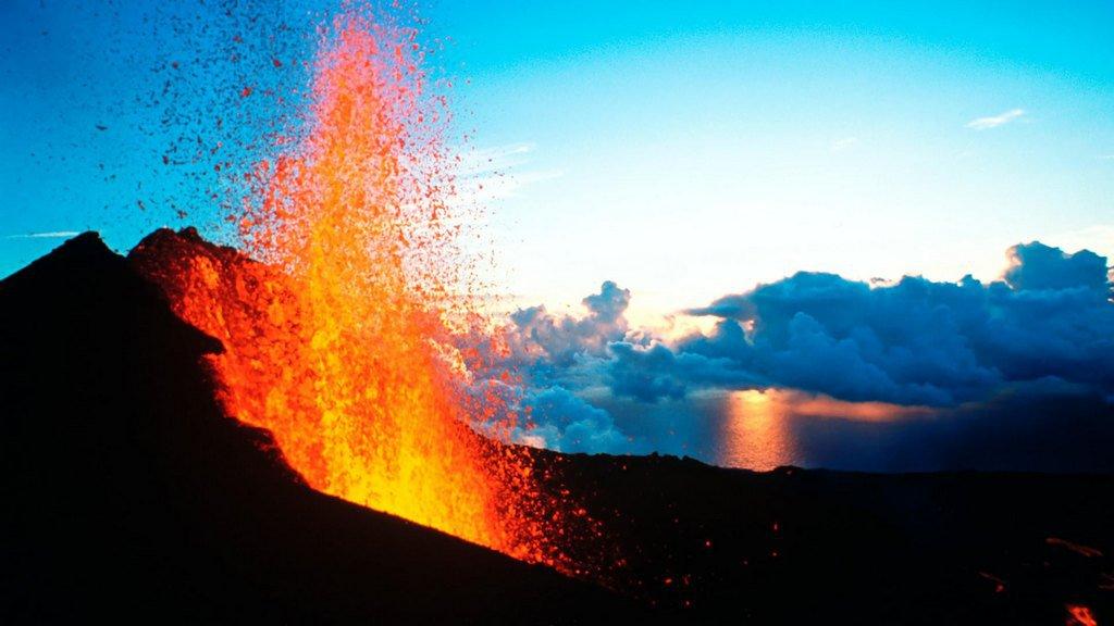 volcan eruption Mobile   Des milliers de fonds décran gratuits
