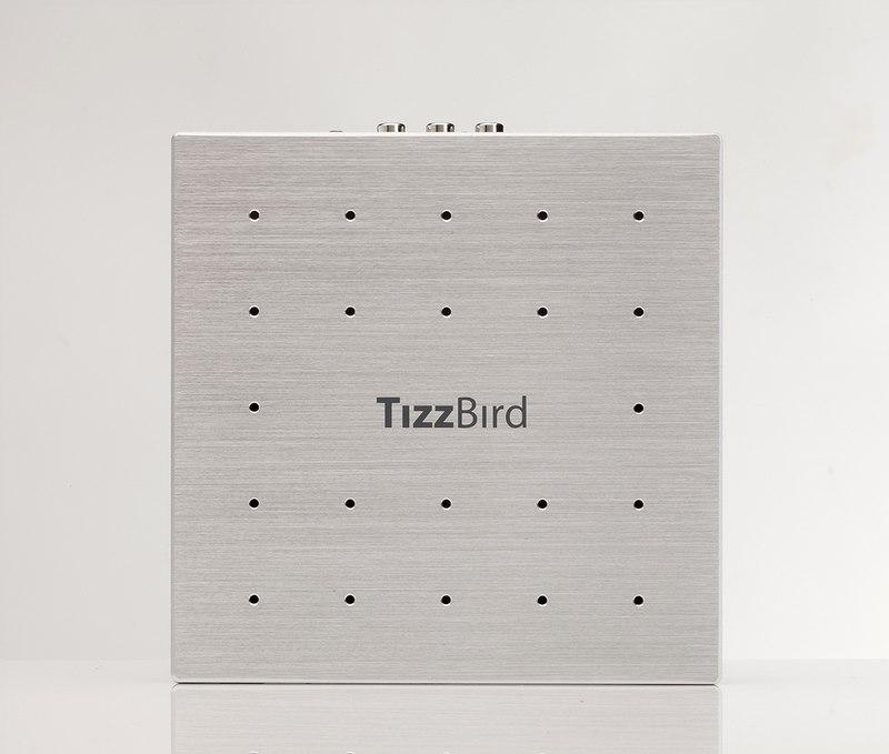 TIZZBIRD F20 top Connecter un TizzBird F20 à votre télé