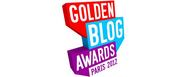 bandeau golden blog awards paris 2012