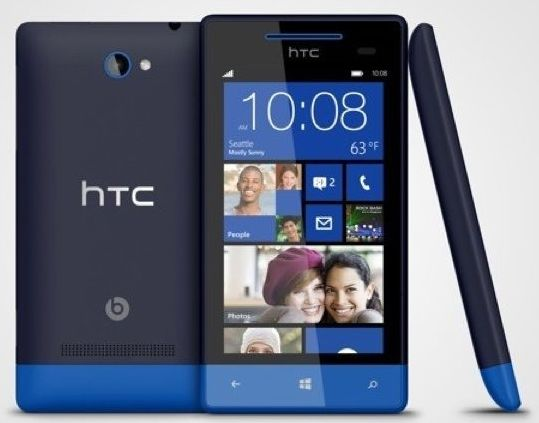 htc windows phone 8s Les Windows Phone 8X et 8S d'HTC débarquent