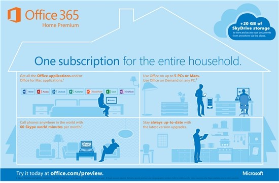 office 365 La rentrée chez Microsoft