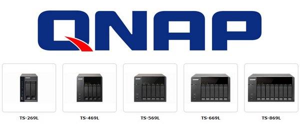 qnap ts x69L Les Turbo NAS TS x69L arrivent...