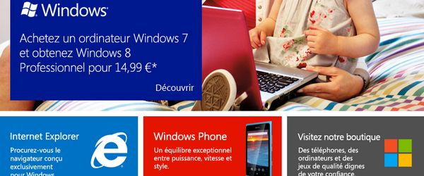windows internet explorer windows phone La rentrée chez Microsoft