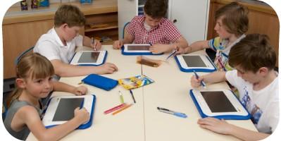 BIC Tab classe Les ardoises numériques arrivent en classe