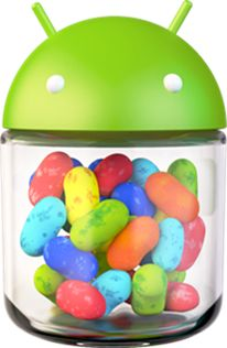 Jelly bean Android 4.1.2 arrive via OTA
