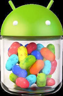 Jelly bean Google annonce les Nexus 4, 7 et 10