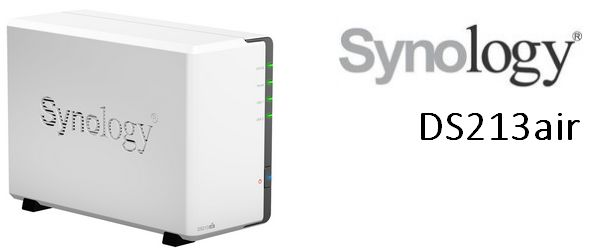 Synology DS213air Synology annonce le DS213air