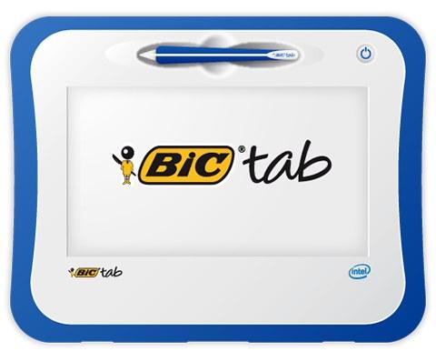 ardoise bic tab Les ardoises numériques arrivent en classe