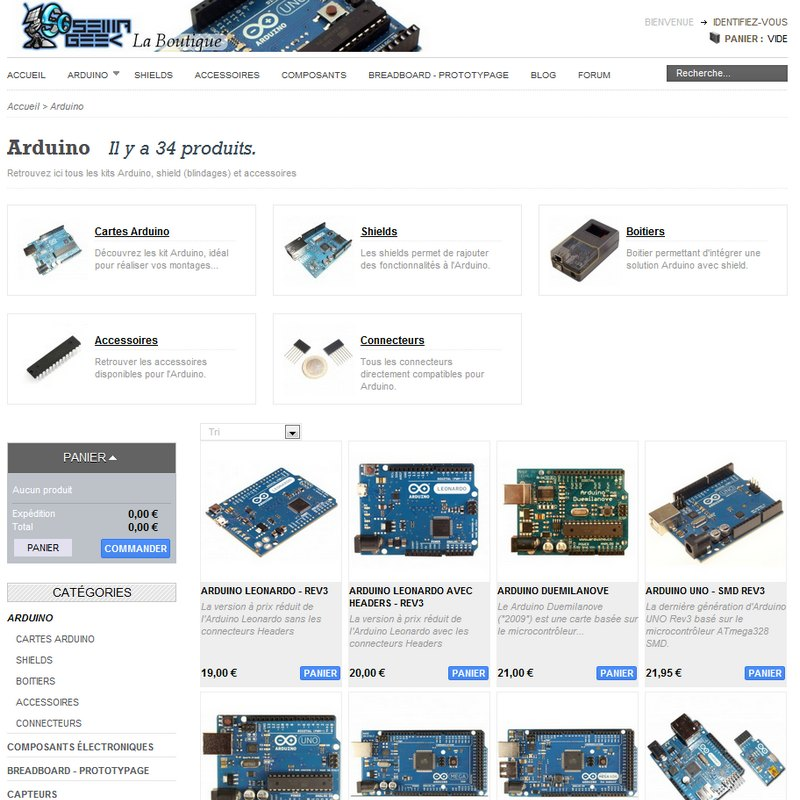 arduino Interview dun blogueur   Semageek