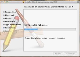 ecriture 10.7.4 VMware   Mac OS X 10.7.4 sur PC