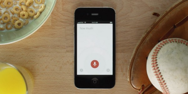 google seach ios Google Search sur iOS, mieux que Siri ?
