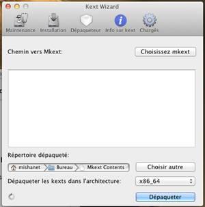 installation kext VMware   Mac OS X 10.7.4 sur PC