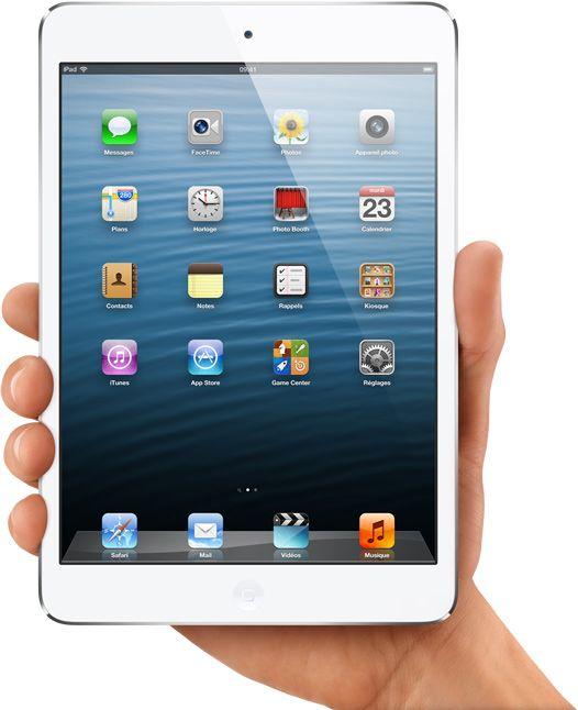 ipad mini iPad mini et iPad 4   Où sont les révolutions ?