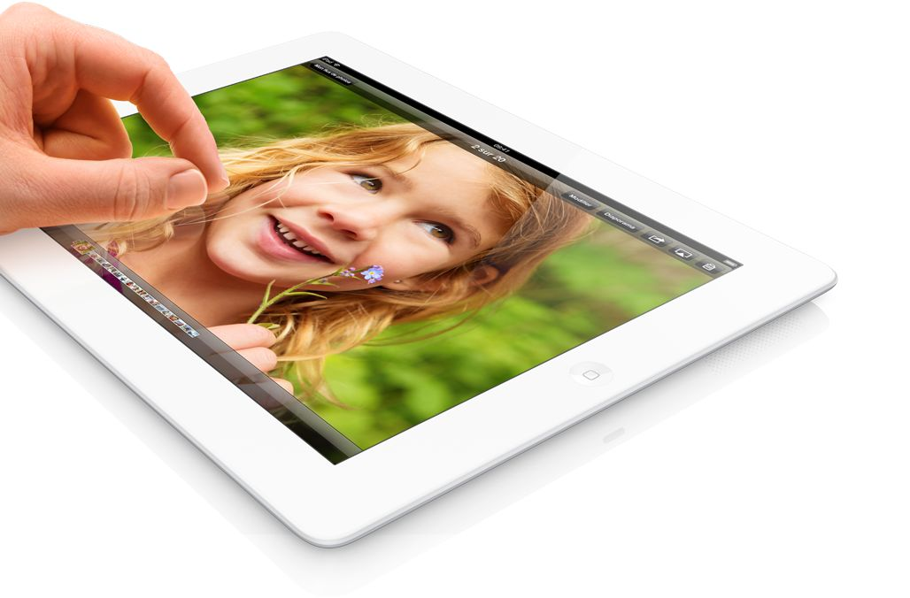 ipad4 iPad mini et iPad 4   Où sont les révolutions ?