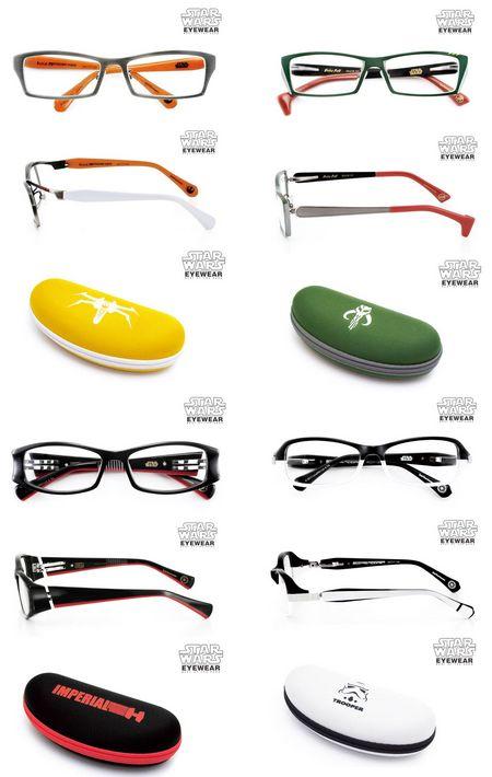 lunettes montures star wars Des lunettes Star Wars