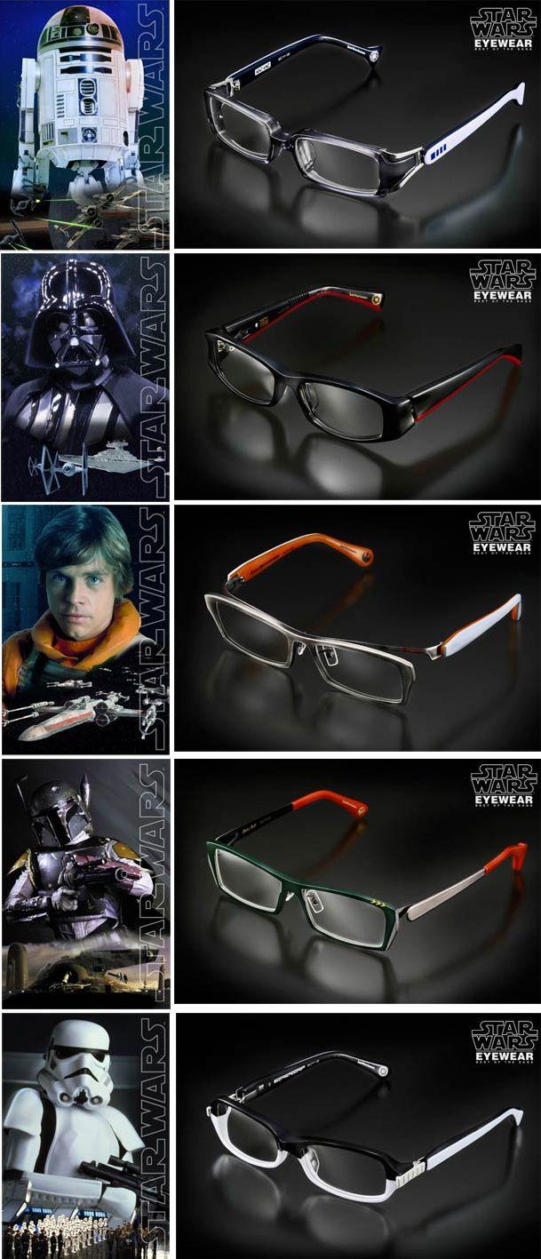 lunettes star wars Des lunettes Star Wars