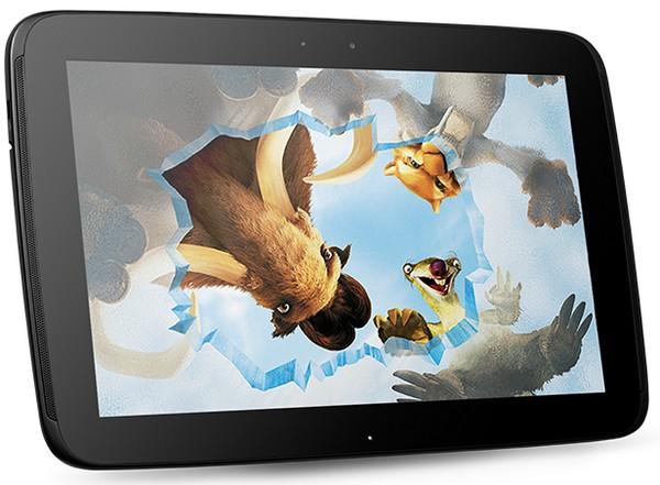 nexus10 Google annonce les Nexus 4, 7 et 10