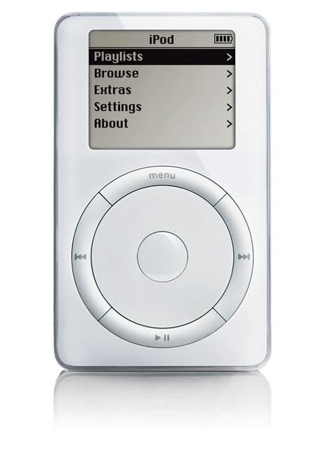 premiere generation ipod Un iPod dans votre navigateur