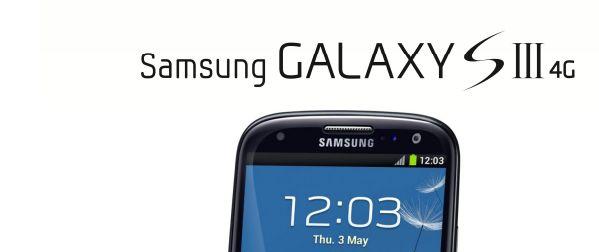 samsung galaxy SIII 4g Galaxy SIII 4G débarque en novembre