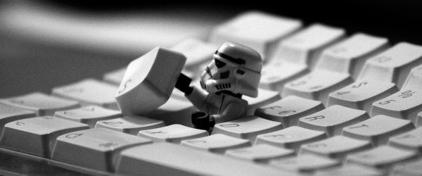 star wars mac clavier stormtroopers