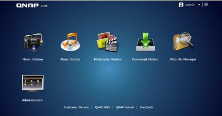 QNAP passe en version 3.8