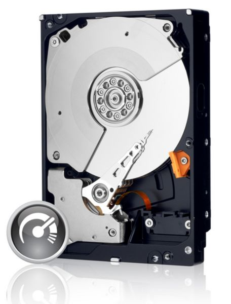 WD Black Disque dur de 4 To chez Western Digital