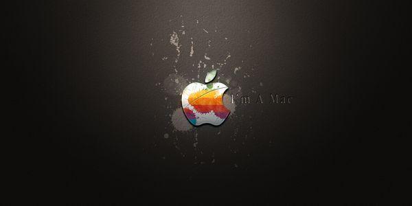 apple je suis un mac