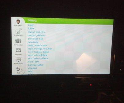 debug Wii U