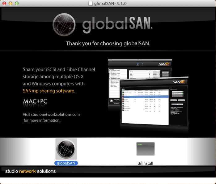 Initiateur iSCSI MacOSX 1 Installer 2 serveurs de données (SAN) répliqués avec OpenMediaVault et DRBD