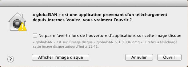 Initiateur iSCSI MacOSX 2 Installer 2 serveurs de données (SAN) répliqués avec OpenMediaVault et DRBD