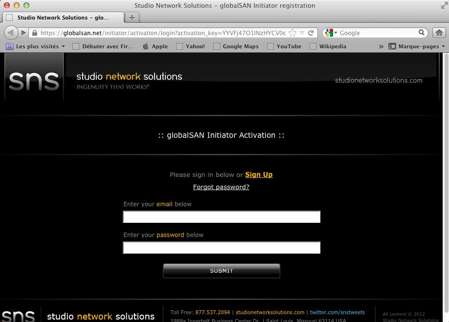 Initiateur iSCSI MacOSX Param 13 Installer 2 serveurs de données (SAN) répliqués avec OpenMediaVault et DRBD