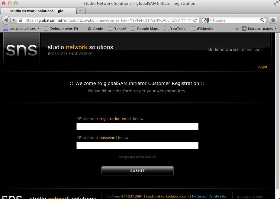 Initiateur iSCSI MacOSX Param 14 Installer 2 serveurs de données (SAN) répliqués avec OpenMediaVault et DRBD