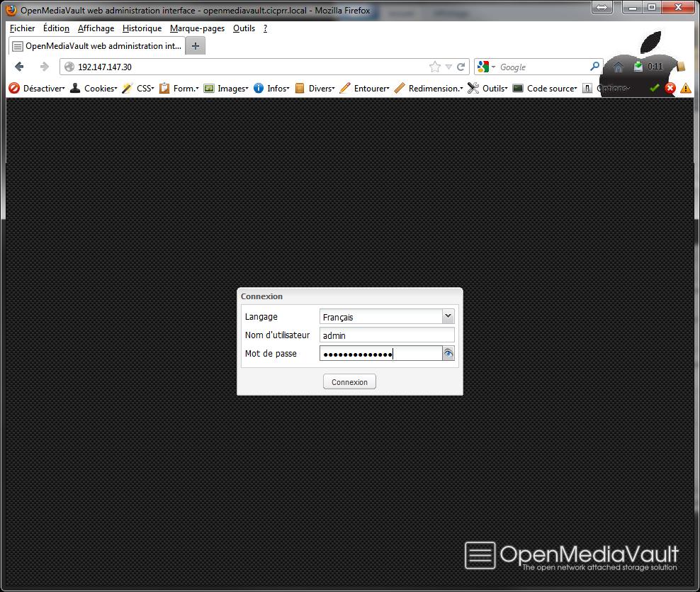 OpenMediaVault13 Installer 2 serveurs de données (SAN) répliqués avec OpenMediaVault et DRBD