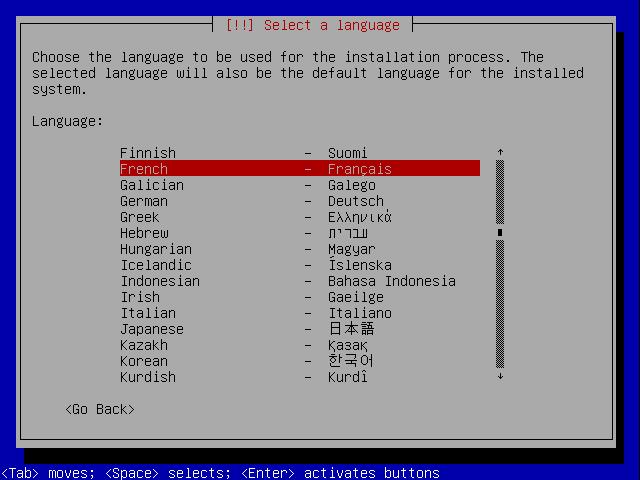 OpenMediaVault2 Installer 2 serveurs de données (SAN) répliqués avec OpenMediaVault et DRBD