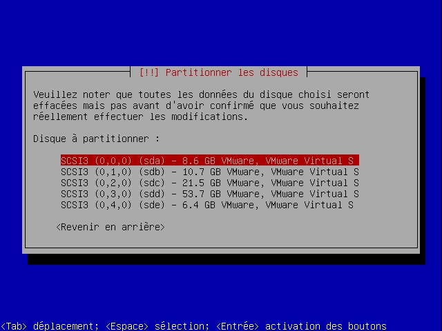 OpenMediaVault7 Installer 2 serveurs de données (SAN) répliqués avec OpenMediaVault et DRBD