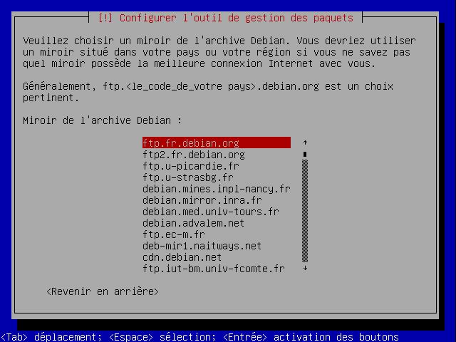 OpenMediaVault9 Installer 2 serveurs de données (SAN) répliqués avec OpenMediaVault et DRBD