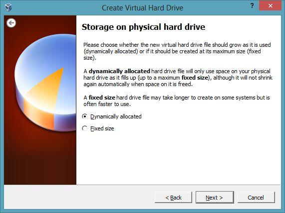 creation disque VDI dynamique Comment installer OS X sur votre PC avec VirtualBox ?