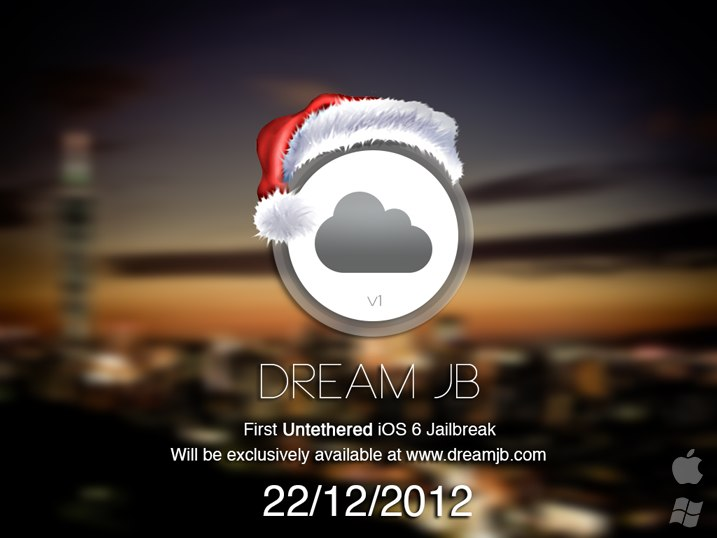 dream JB Jailbreak iOS 6, iPhone 5, iPad 4...