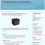site imprimante