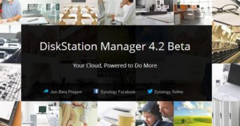 DiskStation Manager 42 Beta