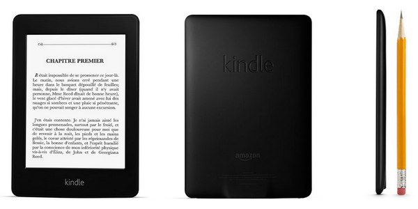 amazon kindle paperwhite Test du Kindle Paperwhite