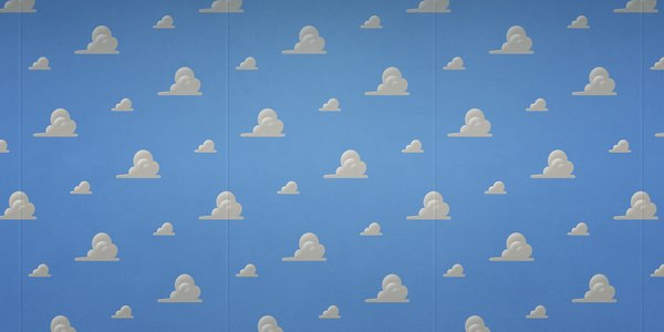 cloud toy story