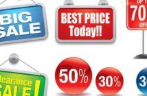 promo solde discount