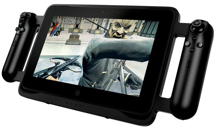 razer edge La tablette la plus puissante au monde ?